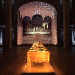 Peter Greenaway&#8217;s <em>Leonardo&#8217;s Last Supper</em>