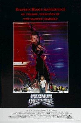 Summer of &#8216;86: <em>Maximum Overdrive</em>