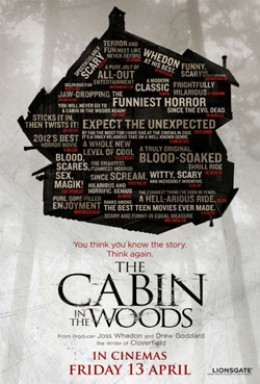 Poster Lab: The Cabin in the Woods