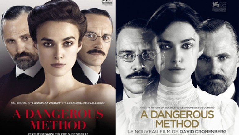 Poster Lab: <em>A Dangerous Method</em>