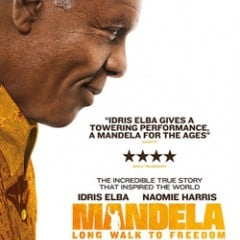 Poster Lab: <em>Mandela: Long Walk to Freedom</em>, Which Apparently Won&#8217;t Be Up for a Makeup Oscar