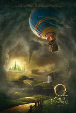 Poster Lab: Oz: The Great and Powerful