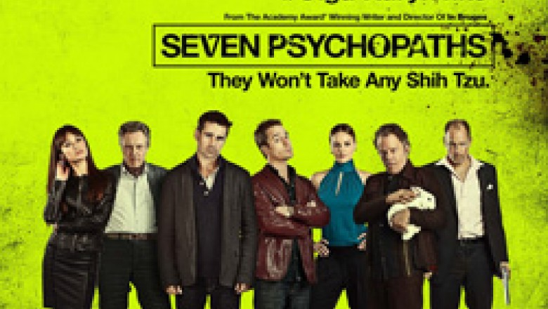 Poster Lab: <em>Seven Psychopaths</em>