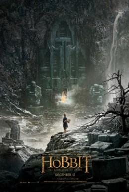 Poster Lab: <em>The Hobbit: The Desolation of Smaug</em>