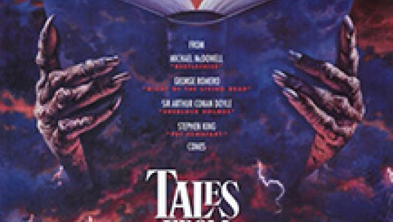 Summer of '90: Mummies and Gargoyles and Cats, Oh My! <em>Tales from the Darkside: The Movie</em>