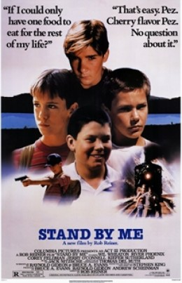 Summer of &#8216;86: I Ran All The Way Home: <em>Stand By Me</em>, Take One
