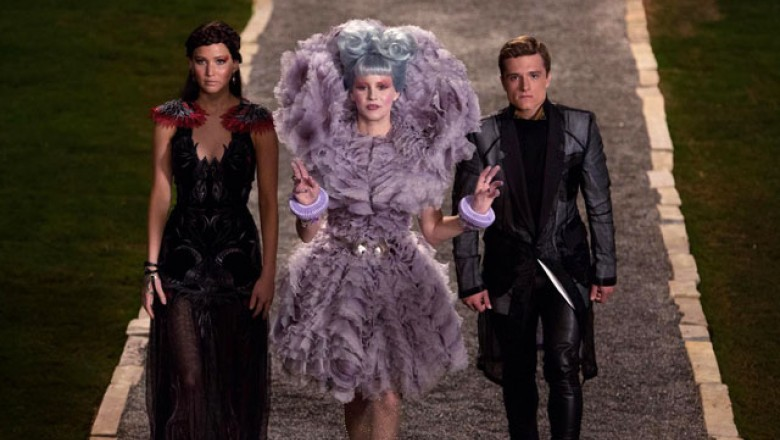 <em>The Hunger Games: Catching Fire</em> and the Emotional Breakdown of a Totalitarian Facade