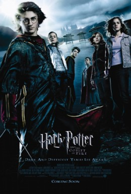 Week with a Wizard, Day 4: <em>Harry Potter and the Goblet of Fire</em>