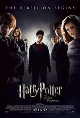 Week with a Wizard, Day 5: <em>Harry Potter and the Order of the Phoenix</em>