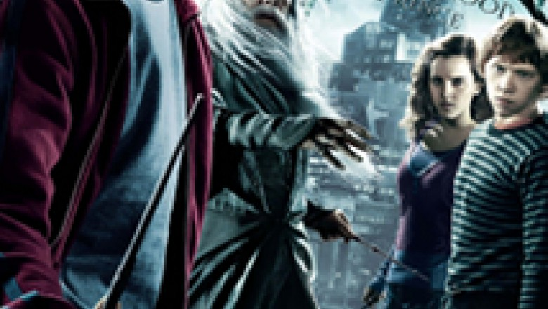 Week with a Wizard, Day 6: <em>Harry Potter and the Half-Blood Prince</em>