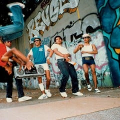 """...truly the Voice of the Gutter!"": Charlie Ahearn's Wild Style"