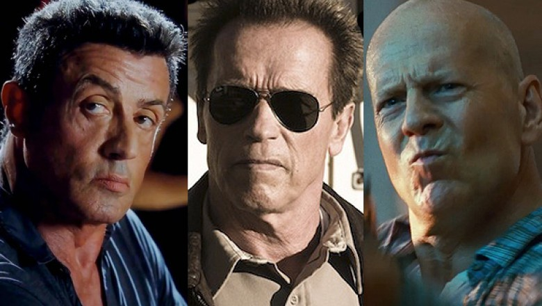 On Trend: Stallone, Schwarzenegger, and the Rise of the Over-50 Action Hero