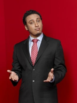 A Comic's Disgraced Drama: An Interview with Aasif Mandvi