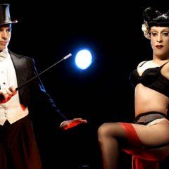 A Grand Folly: An Interview with <em>Arias with a Twist</em> Masterminds Joey Arias and Basil Twist