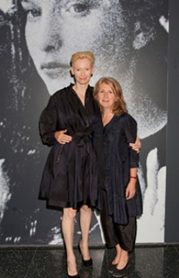 No Difference at All: Tilda Swinton and Sally Potter Talk Orlando