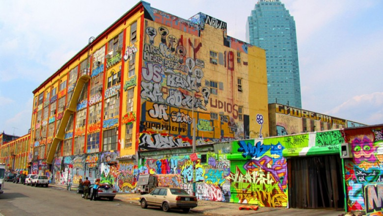 Links for the Day: 5Pointz Is Whited Out, Remembering Diane Disney Miller, Robert De Niro to Reteam with Martin Scorsese, Dario Argento on the Giallo, & More