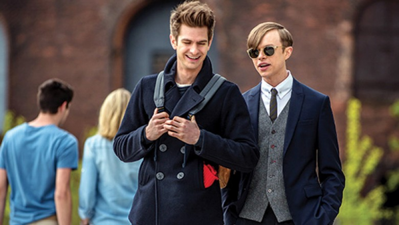 Links for the Day: Andrew Garfield on Spider-Man Gayness, Film Is Not Dead, What's Next For Egypt, Dinosaurs Invade <em>Vogue UK</em>, <em>Oldboy</em> Trailer, &amp; More
