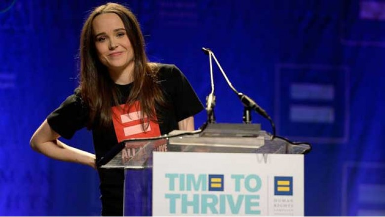 Links for the Day: Ellen Page Comes Out As Gay, BAFTA and Berlinale Winners, Here & Now & Then & Gone, The Broken-Down Grace of Bill Murray, & More