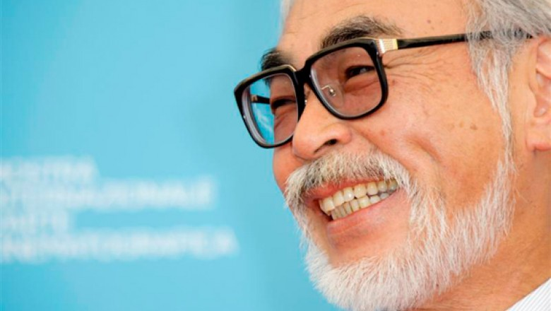 "Links for the Day: Hayao Miyazaki to Retire, Franco's ""Consider This Sh*t"" Oscar Campaign, Nyad's Historic Swim, Chappelle Didn't Melt Down, & More"