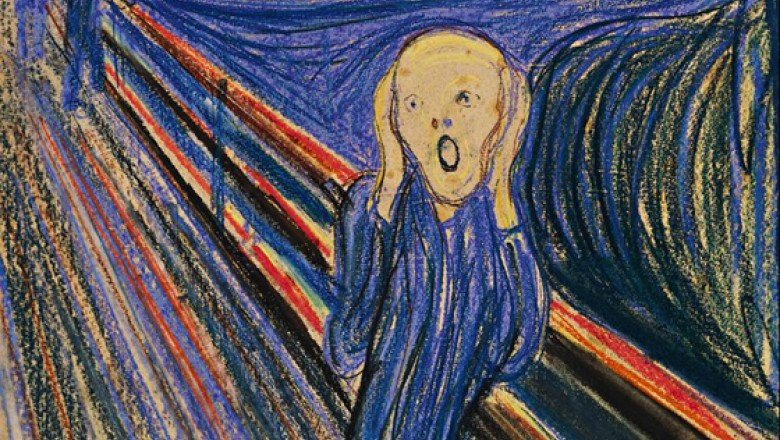 "Links for the Day: ""The Scream"" Sets Auction Record, Ashton Kutcher Puts on Brownface, Chen Guangcheng Fate Uncertain, & More"