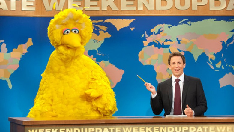 Links for the Day: <em>SNL</em> Welcomes Big Bird for Debate Gags, Best Films About Filmmaking, Jay-Z Rides the R Train, Ai Weiwei Interview, &amp; More