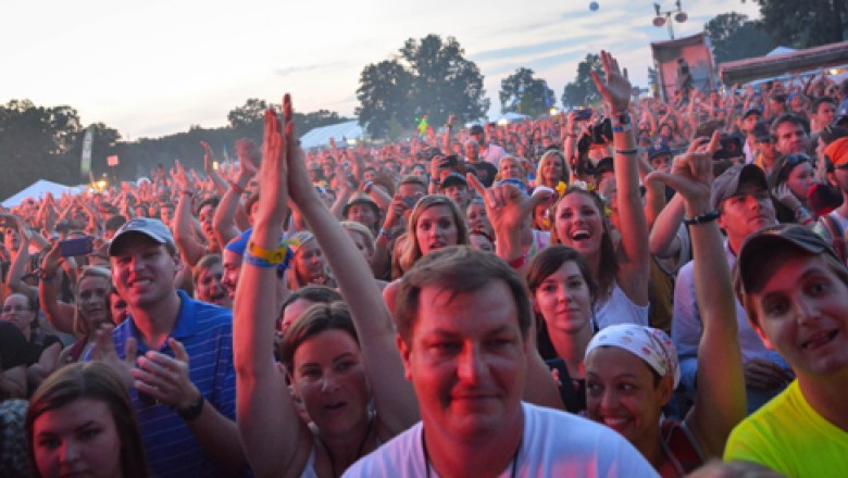 Bonnaroo 2013 Photo Diary: The Fans