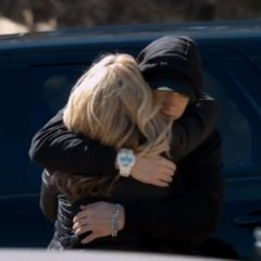 "Eminem Makes Up with Mom in Spike Lee-Directed Music Video for ""Headlights"""