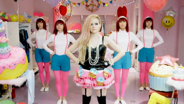 "Music Video Review: Avril Lavigne, ""Hello Kitty"""