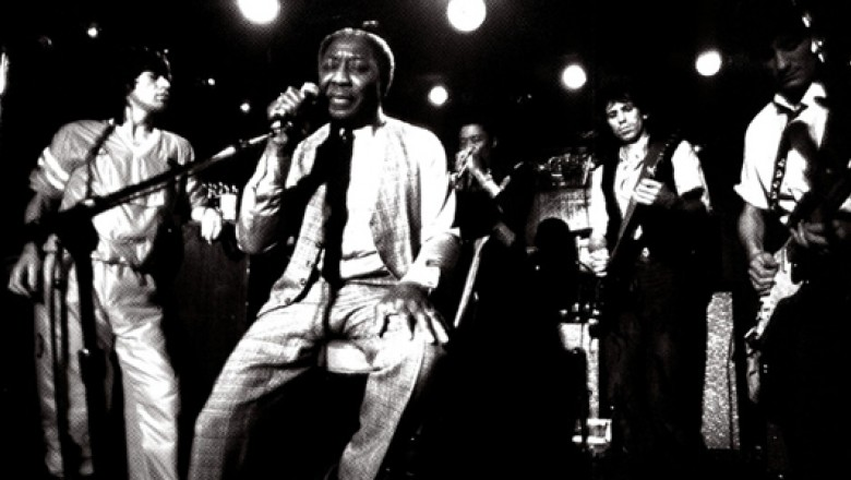 Muddy Waters and the Rolling Stones: <em>Live at the Checkerboard Lounge, Chicago 1981</em>
