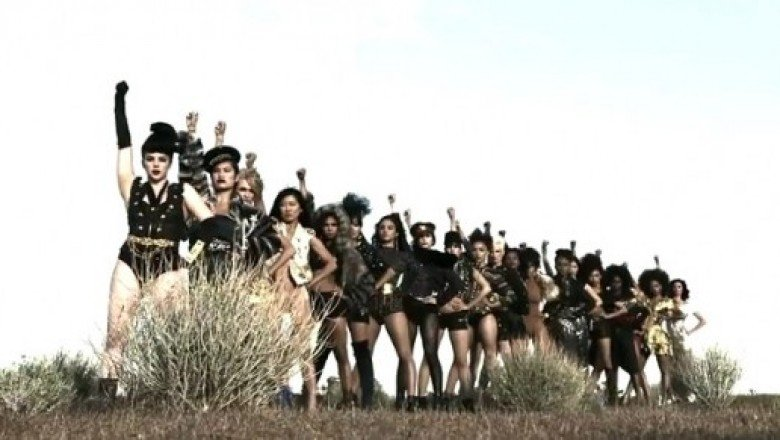 "Video Review: Beyoncé, ""Run the World (Girls)"""