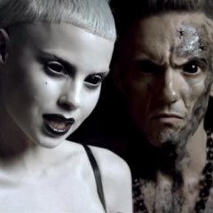 "Die Antwoord Recruits Jack Black, Marilyn Manson, Dita Von Teese, Flea, & More for ""Ugly Boy"" Music Video"
