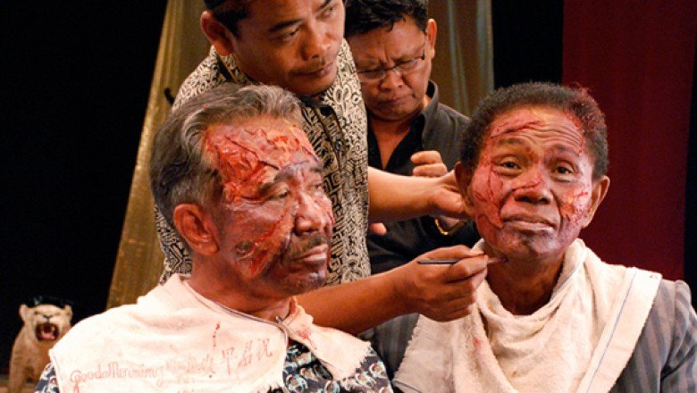 Exclusive: 3 Stills from The Act of Killing