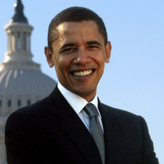 The 44th President of the United States: Barack Obama