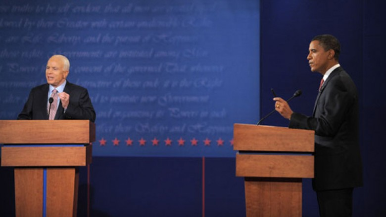 The First Presidential Debate: To Have the Room