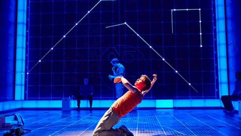Review: <em>The Curious Incident of the Dog in the Night-Time</em> at the Ethel Barrymore Theatre