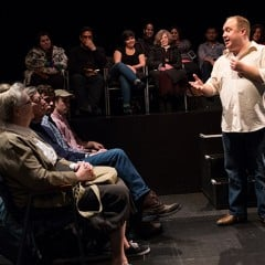 Review: <em>Every Brilliant Thing</em> at the Barrow Street Theatre