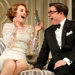 Review: <em>It&#8217;s Only a Play</em> at the Gerald Schoenfeld Theatre