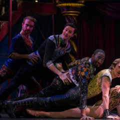 Climb on Board: <em>Pippin</em> at the Music Box Theatre