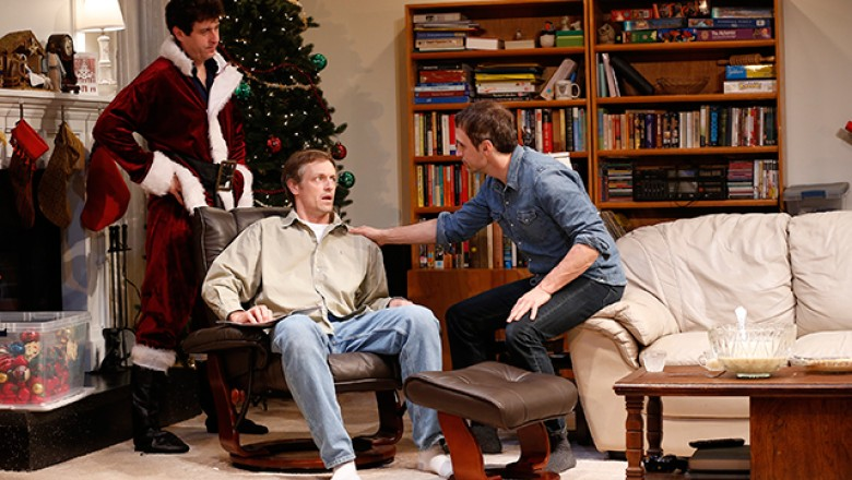 Review: <em>Straight White Men</em> at the Public Theater