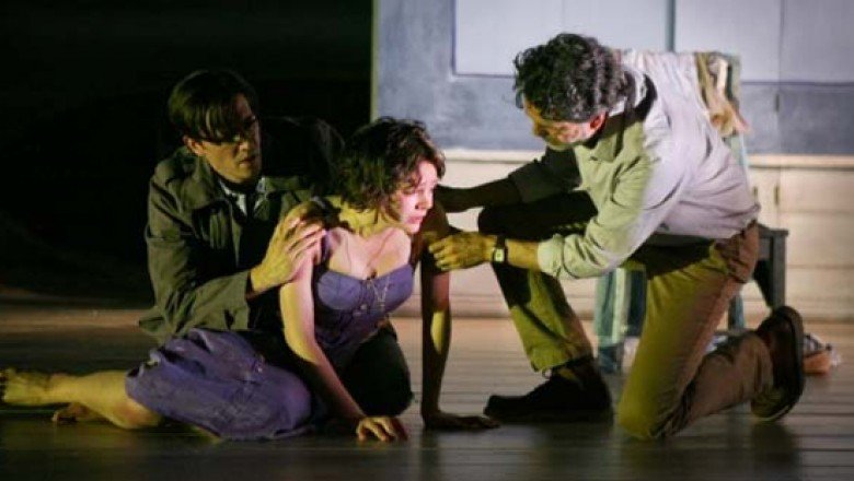 Cliffs Notes Bergman: The Atlantic Theater Company&#8217;s <em>Through a Glass Darkly</em>