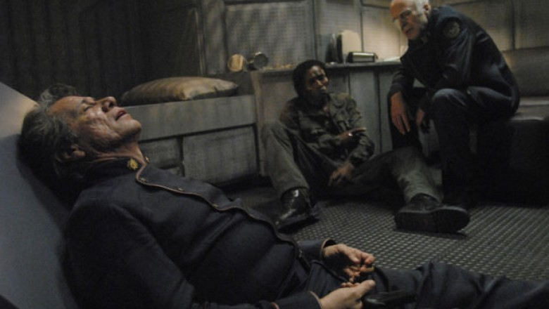 <em>Battlestar Galactica</em> Recap: Season 3, Episode 8, &#8220;Hero&#8221;