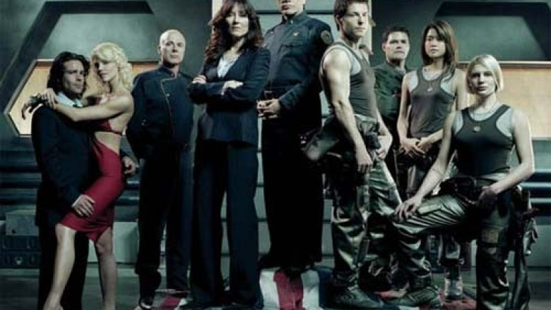 The Other Within: David Eick, Mary McDonnell, and James Callis on <em>Battlestar Galactica</em>, Season Three