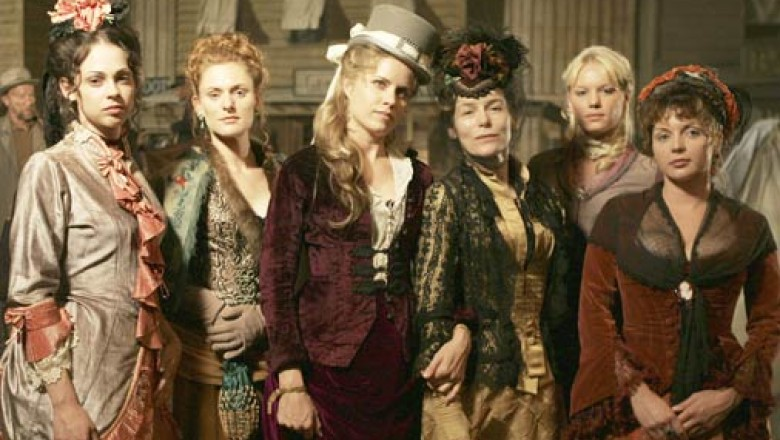 Deadweek: A Gift for Reinvention—The Women of <em>Deadwood</em>