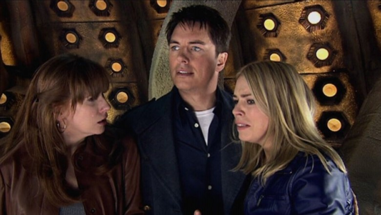 "Doctor Who Recap: Season 4, Episode 12, ""The Stolen Earth"" 