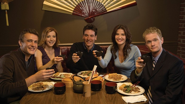 T.V. on TV: <em>How I Met Your Mother</em>
