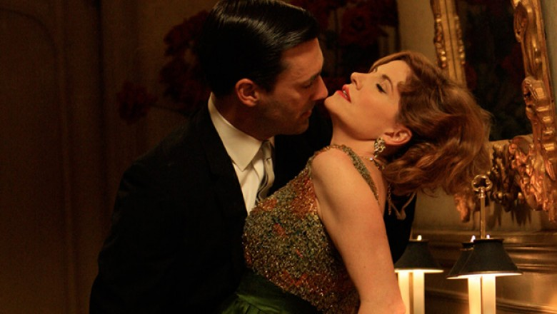 <em>Mad Men</em> Recap: Season 2, Episode 3, &#8220;The Benefactor&#8221;