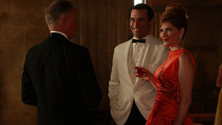 <em>Mad Men</em> Recap: Season 2, Episode 7, &#8220;The Gold Violin&#8221;
