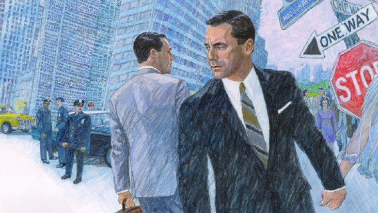 <em>Mad Men</em> and the Empty Surreal