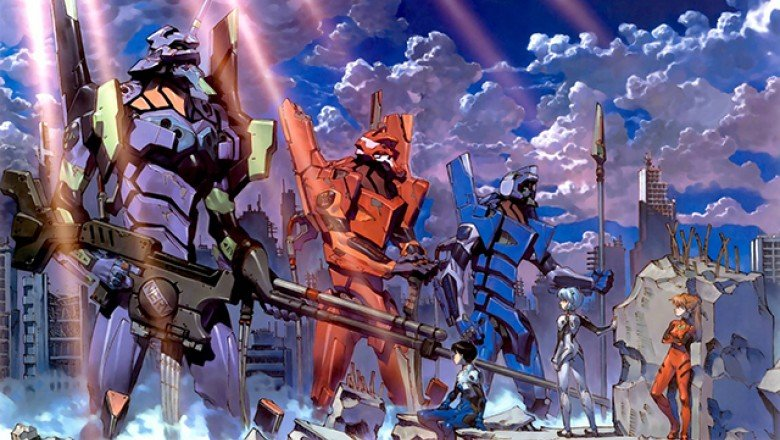 The Economy of Visual Language: <em>Neon Genesis Evangelion</em>