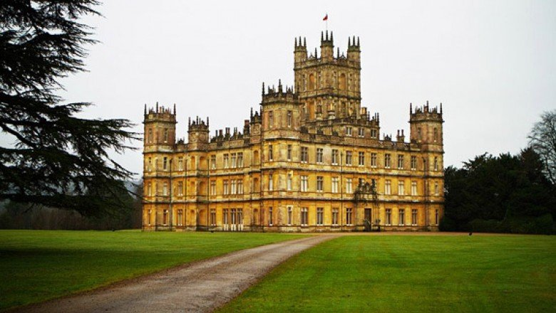 On Location: Downton Abbey's Highclere Castle